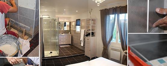 douche à Annecy